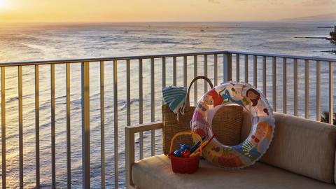 Alohilani Waikiki Beach
