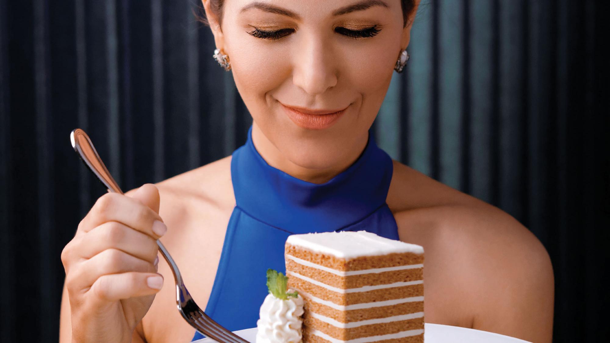 Ocean Prime Carrot Cake
