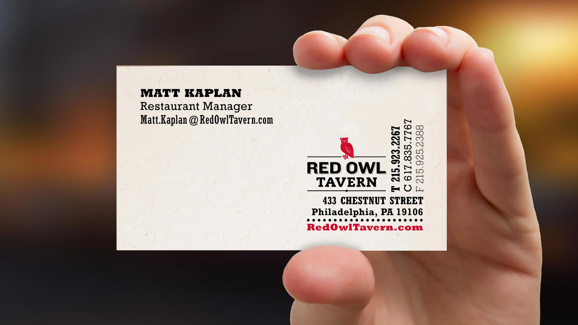 MINT_Red Owl